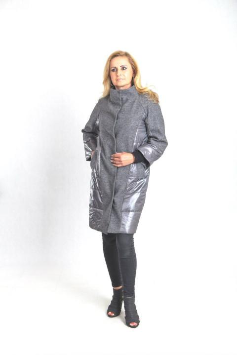 włoskie kurtki damskie duże rozmiary producent